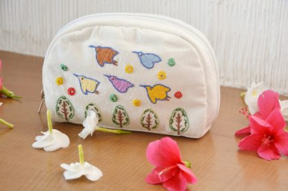 Handmade Cosmetic Pouches